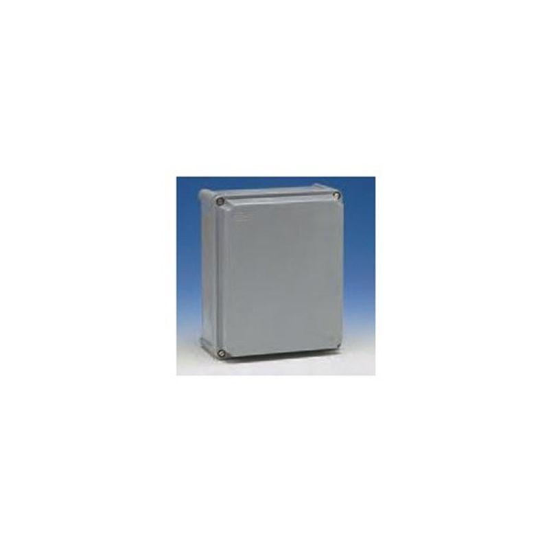 Caja ciega de PVC 110x75x58 IP55