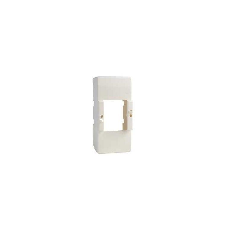 Accesorios para cuadros SCHNEIDER Caja cubrebornas precintable 2 módulos