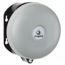 Timbre de alta potencia 220V 150 mm diámetro Legrand 041419