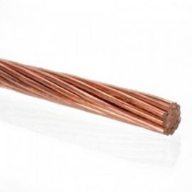Kg cable de cobre desnudo...