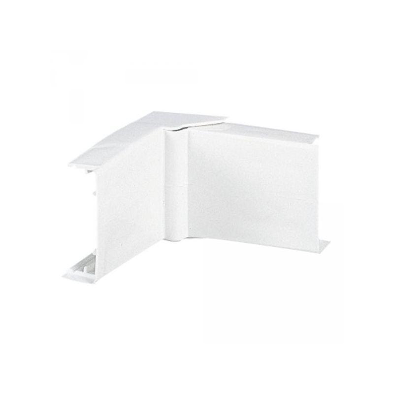 Canaletas LEGRAND Ángulo interior-exterior 40x20mm PVC blanco DLPlus Legrand