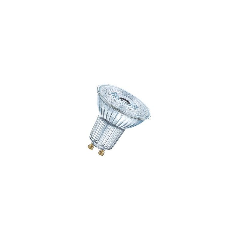 Bombilla led Parathom 6,9W 840 GU10 cristal Osram