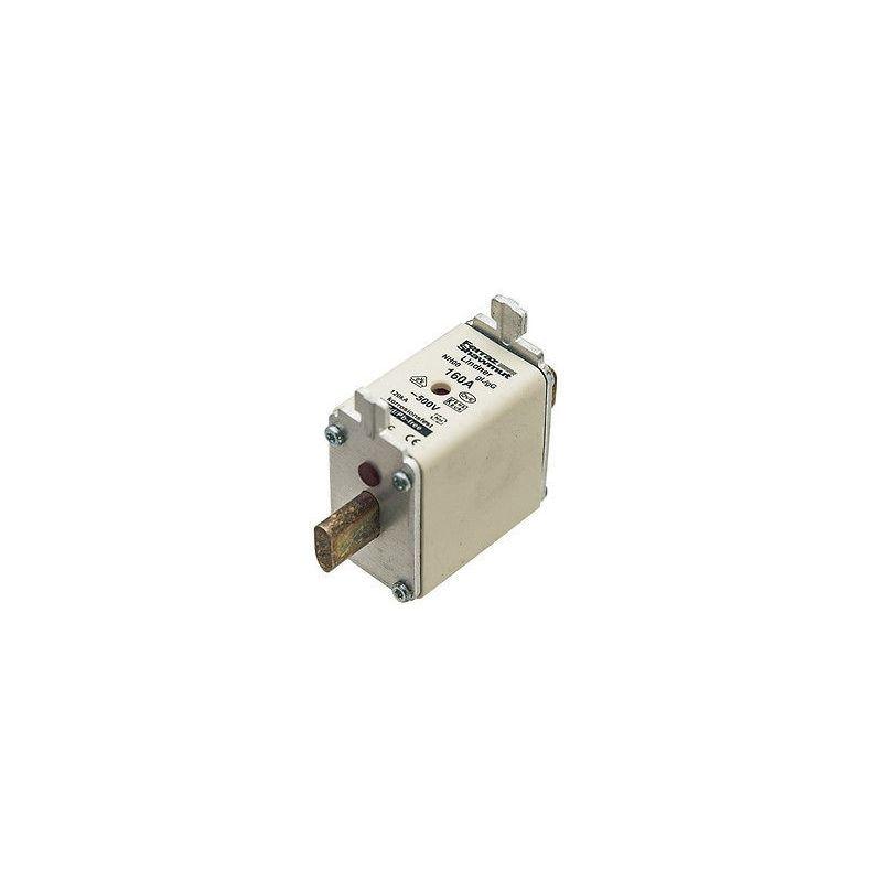 Fusible de lengüeta NH00 160A 500V