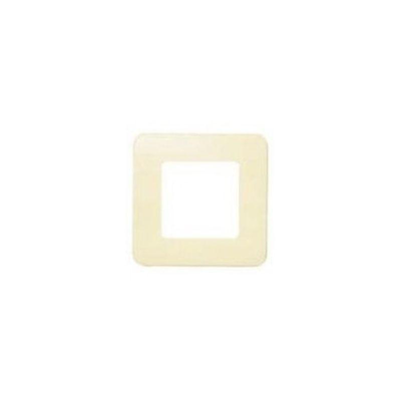 Marco 1 elemento blanco marfil 22712BM Stylo Niessen