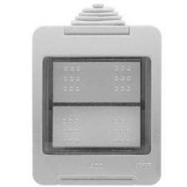 Pulsador estanco Zenit IP55 N3204