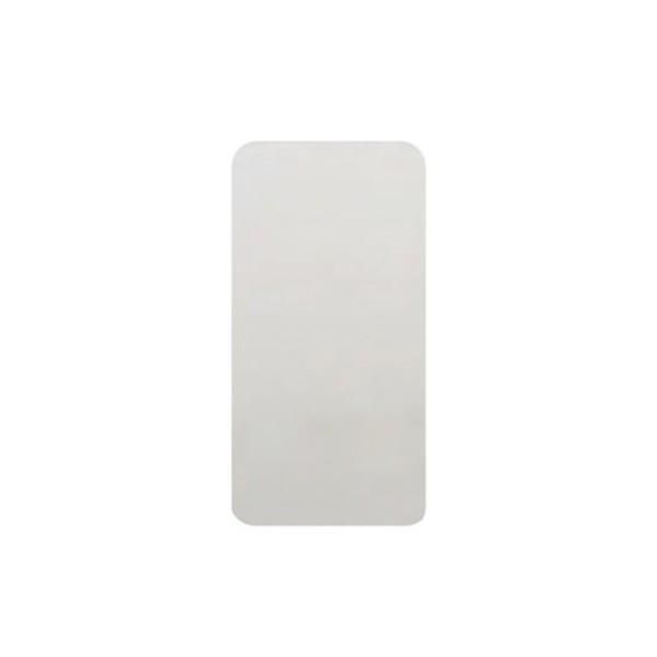 Tapa ciega estrecha blanco BJC Sol 16033