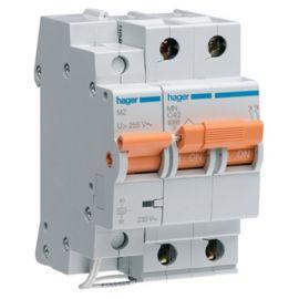 Limitador de sobretensiones permanentes 2P 40A Hager MZ240V