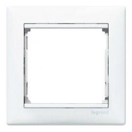 Interruptores y Enchufes por marca LEGRAND Marco 1 elemento horizontal Blanco Legrand Valena 774451
