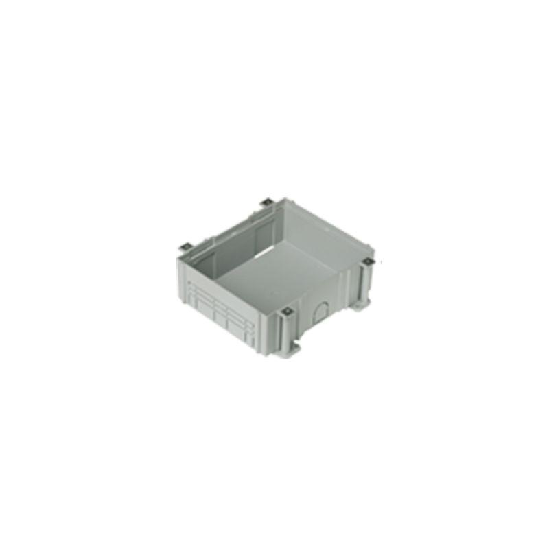 Cubeta de plástico regulable para pavimento 4 módulos Simon 500 CIMA