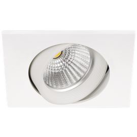 Foco led Dot Square Tilt blanco 830 5W Arkoslight A0650111W