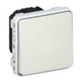 Interruptor-conmutador componible blanco Legrand Plexo 069611
