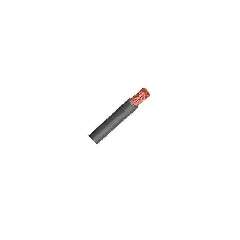 Cable libre de halógenos flexible 4 mm2 gris H07V-K