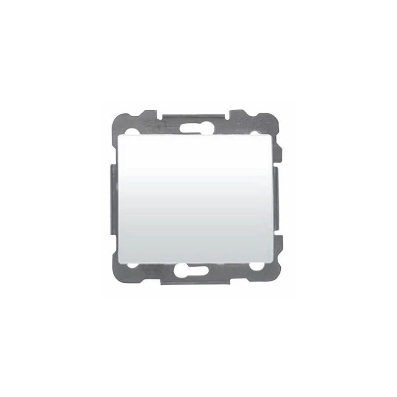 Interruptores y Enchufes por marca BJC Tapa ciega Blanco BJC Iris 18033