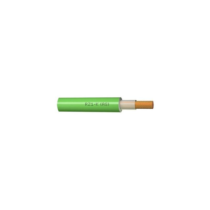 Manguera 500V-1KV PRYSMIAN Metro manguera 1x16mm RZ1-K 0,6/1KV LH verde