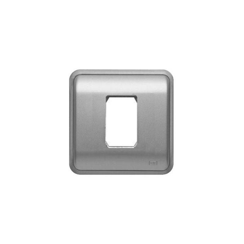 BJC Rehabitat BJC Marco 1 elemento estrecho plata BJC Rehabitat - reemplazo Estrella