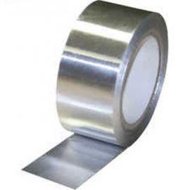 Cinta adhesiva de aluminio 50 metros 75mm