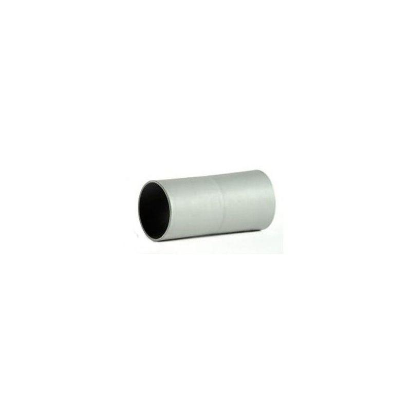 Tubo rígido de PVC AISCAN Manguito PVC enchufable M16 gris Aiscan MGE16
