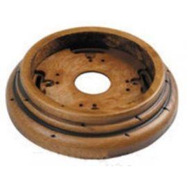 Peana 1 elemento madera de haya envejecida Fontini Garby 30-801-21-2