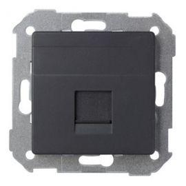 Tapa adaptador grafito para 1 toma RJ45 Simon 82005-38
