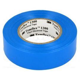 Cinta aislante azul de PVC 20 metros Templex 1300 3M