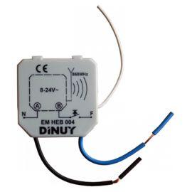 Prolongador de llamada timbre 8-24V Dinuy EM HEB 004