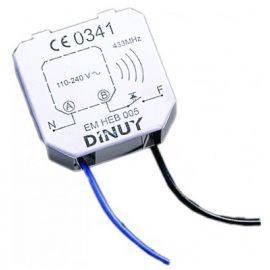 Prolongador de llamada timbre 110-230V Dinuy EM HEB 005