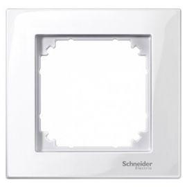 Marco 1 elemento blanco activo Schneider Elegance MTN4010-3035