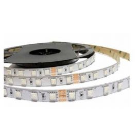 Rollo 5 metros tira led flexible 14,4W/m 6000K 24V IP65