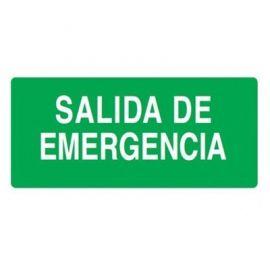 Etiqueta adhesiva salida de emergencia Legrand 060971