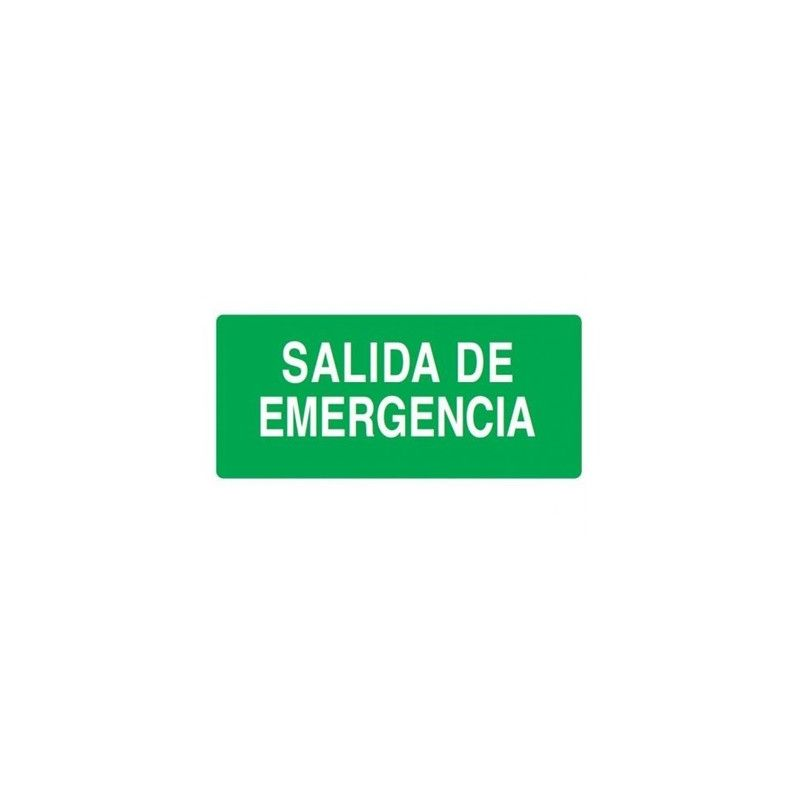 Emergencias LED LEGRAND Etiqueta adhesiva salida de emergencia Legrand 060971