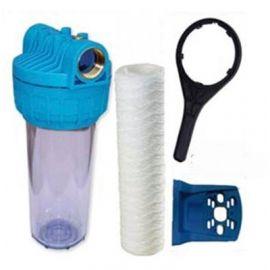 Kit 3 piezas para filtrado de agua Hidro Water FI-5002-04