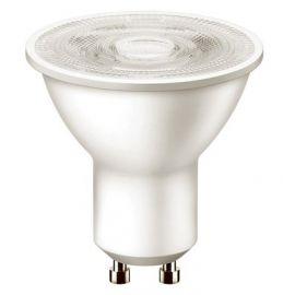 Bombilla reflectora LED GU10 4,7W luz blanca 840 36º Mazda