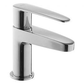 Grifo monomando lavabo acabado cromo serie Flat de Tres
