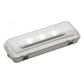 Emergencia led 60lm IP65 1h Hermetic DE-60L Normalux