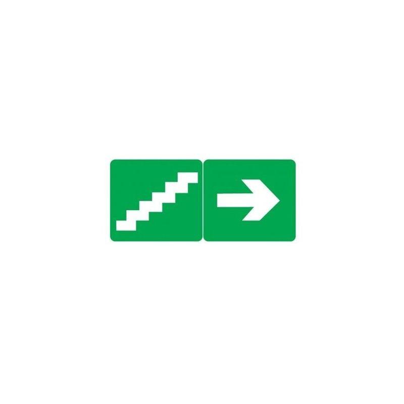 Emergencias LED LEGRAND Etiqueta adhesiva escalera Legrand 060998