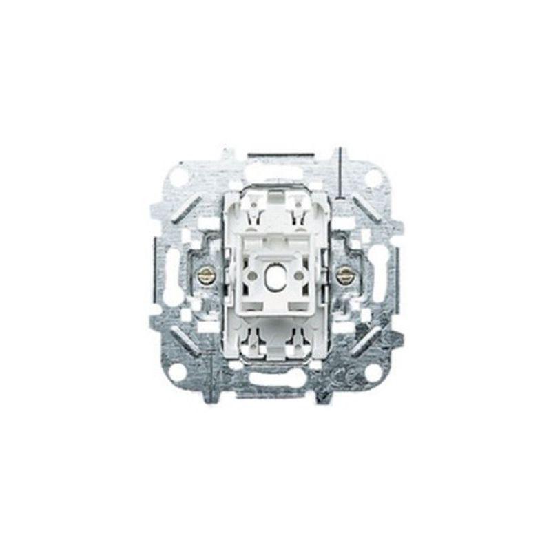 Interruptor Bipolar 16A Niessen 8101.1 Sky Olas Arco y Tacto