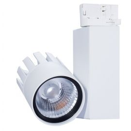 Proyector carril led 30W 940 2550Lm color blanco
