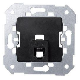 Toma teléfono RJ11 4 contactos grafito Simon 75480-32 series 75,82,88