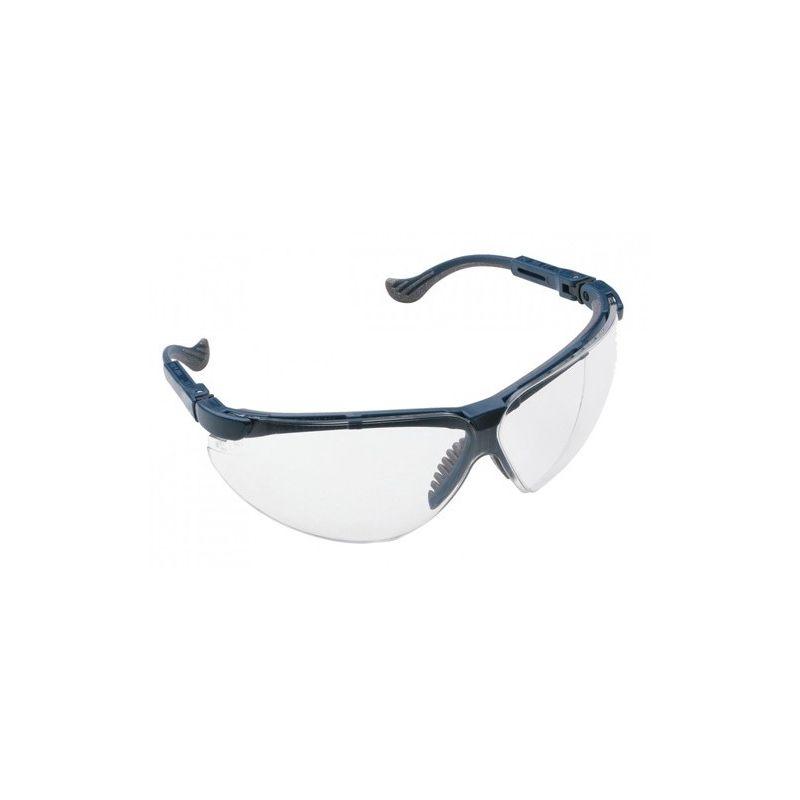 Protección laboral HONEYWELL Gafas de protección XC Honeywell montura azul 1010950