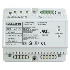 Alimentador 12VDC 2A DIN6 Fermax 4813