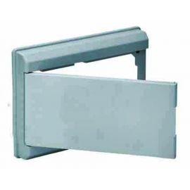 Marco y puerta color gris 5231 Solera Clásica 200x430mm