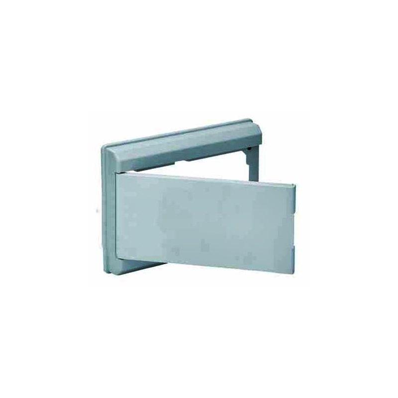 Accesorios para cuadros SOLERA Marco y puerta gris para cuadro 16 elementos Solera 5231