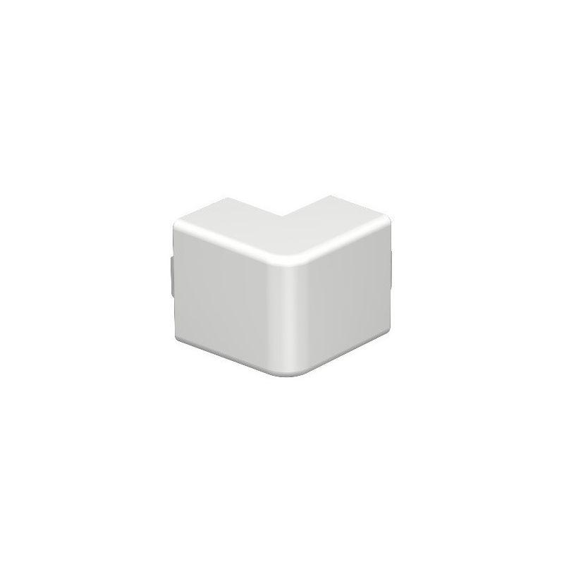 Canaletas OBO BETTERMANN Ángulo exterior 10x20mm PVC blanco Obo Bettermann