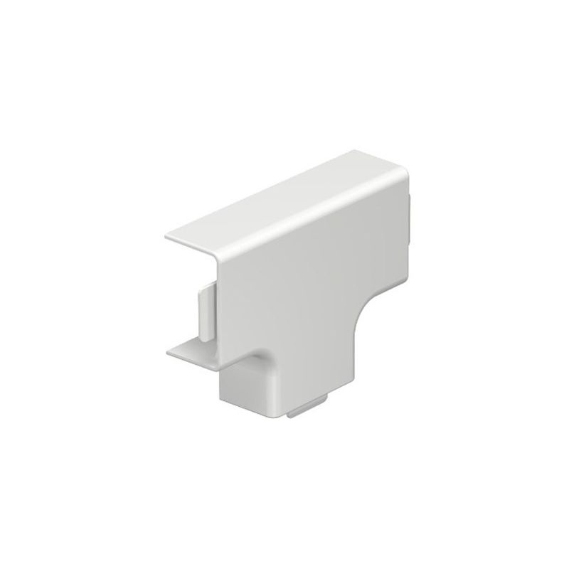 Canaletas OBO BETTERMANN Derivación en T 10x20mm PVC blanco Obo Bettermann