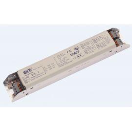 Balasto electrónico 1X18-24-36-39W fluorescentes T8/TC-L/T5