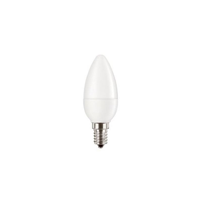 Lámparas LED con casquillo E14 MAZDA Bombilla led vela E14 5,5W luz cálida 827 Mazda
