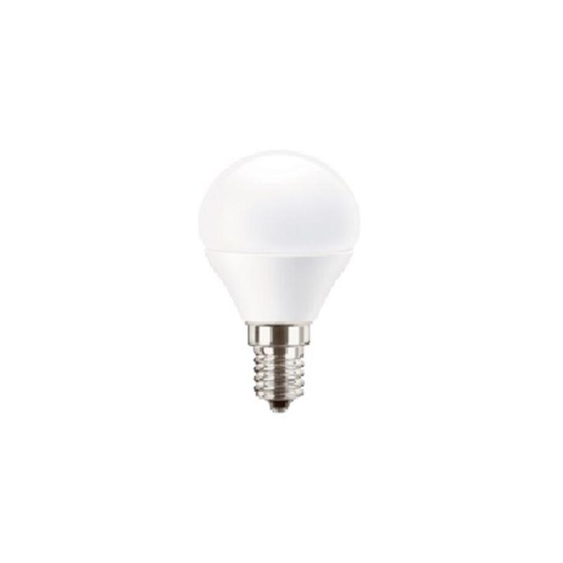 Lámparas LED con casquillo E14 MAZDA Bombilla led esférica E14 5,5W luz cálida 827 Mazda
