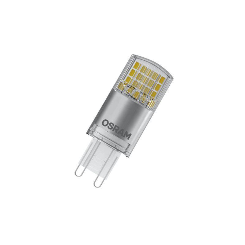 Lámparas LED con casquillo G9 LEDVANCE Bombilla regulable PIN G9 3,5W 827 Osram Parathom CL40
