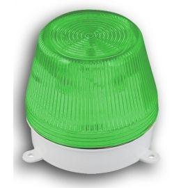 Avisador luminoso luz fija verde 230V Rodman AL-3
