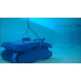 Robots limpiafondos de piscina DIASA INDUSTRIAL Robot limpiafondos eléctrico DPOOL-1 EVO 2 motores